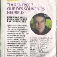 Interview Philippe Vandel - Métro